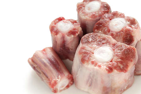 raw oxtail