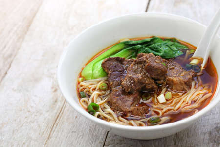 Photo for Taiwanese beef noodle soup - Royalty Free Image