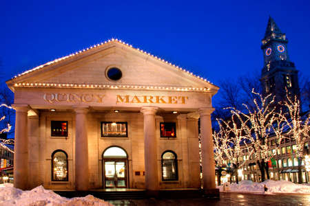 It's the seat of American history and the site of one of America's most famous shopping and dining experiences - Faneuil Hall Marketplace.  For over 250 years, the marketplace has played an integral role in the life of Boston's residents.