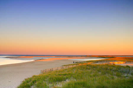 Cape Cod is an arm-shaped peninsula nearly coextensive with Barnstable County Massachusetts