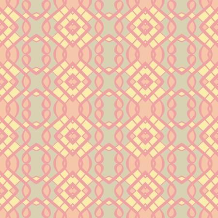 Art Deco Weave Pattern