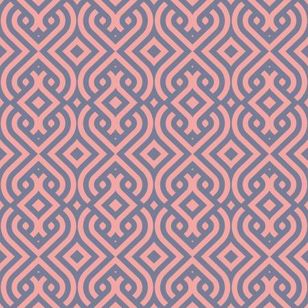 Dusty Pink Weave Pattern