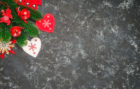 Photo for Christmas decoration collection - Royalty Free Image