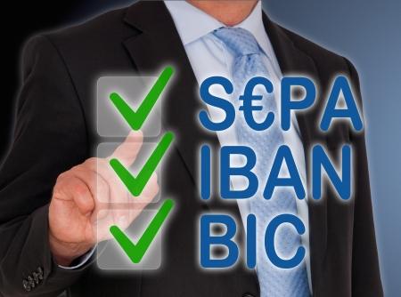SEPA - IBAN - BIC