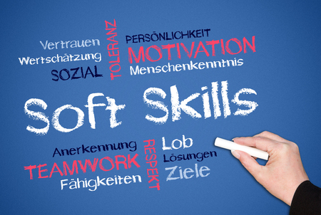 Soft Skills - Business Concept - German