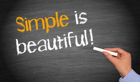 Foto de Simple is beautiful - Imagen libre de derechos