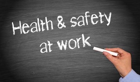 Photo for Health and Safety at Work - Royalty Free Image