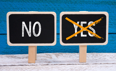 Just say NO - Evaluation Concept
