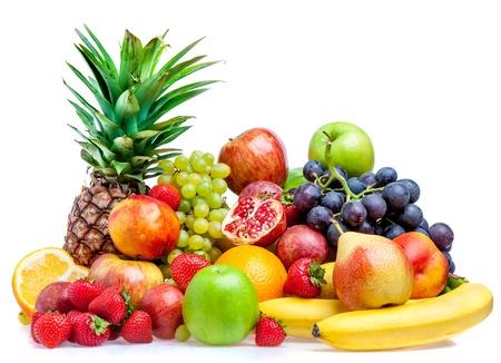 Photo pour Ripe fresh fruit. Wholesome food. - image libre de droit