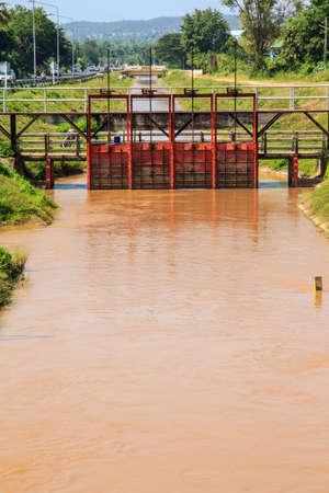 Floodgates for agriculture