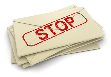 Stop letters