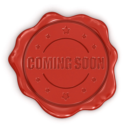 Wax Stamp Coming soon