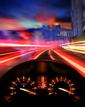Photo pour Speedometer - image libre de droit