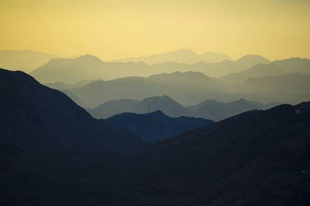 mountain range & mountains
