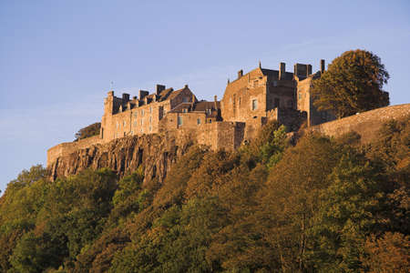 Renowned as a favoured residence of Scotland's Stuart monarchs and perched high atop a volcanic outcrop Stirling Castle remains a formidable presence today with history built into every stone.