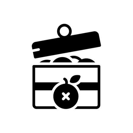 Illustration pour icon for enough, sufficient - image libre de droit
