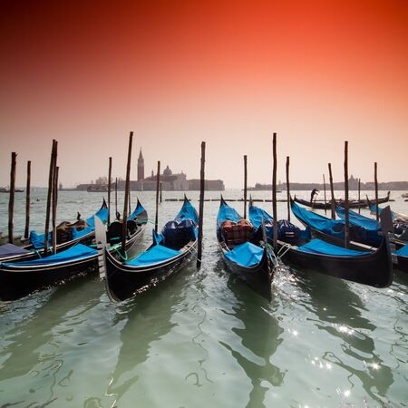 Red Sky Gondolas