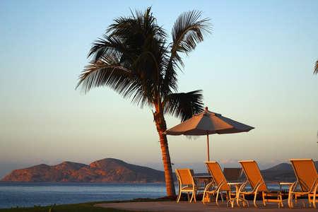 beach in Cabo San Lucas, Baja California Sur, Mexico. Latin America.
