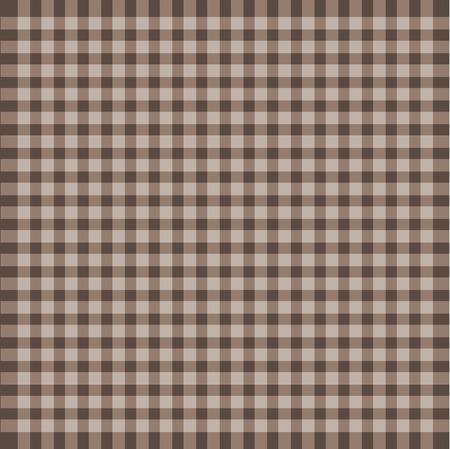 plaid brawn color vector, background vector