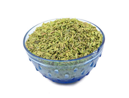 Photo for souf goli or fennel seed ball, indian traditional digestive food - Royalty Free Image