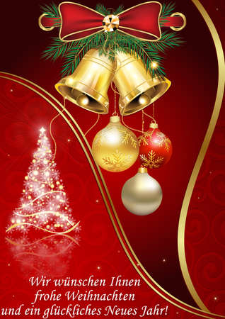 We wish you Merry Christmas and Happy