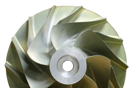 Photo pour Close up Turbo-jet engine of the plane, Gas engine technology, Turbine technology for Machine or Generator, - image libre de droit