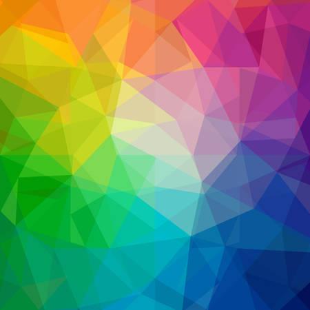 Ilustración de Colorful abstract vector background - Imagen libre de derechos