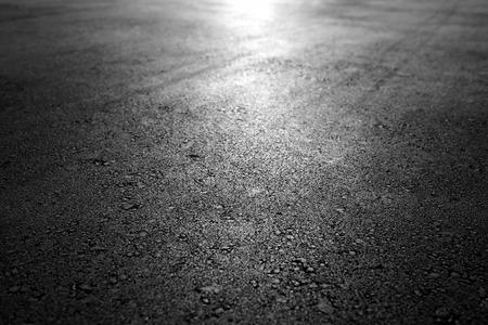 Photo pour Asphalt background texture - image libre de droit