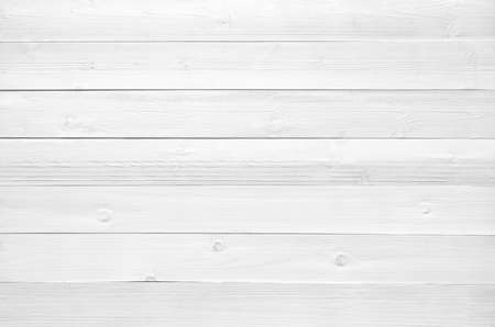 Photo for White Wood Board Texture Background. - Royalty Free Image