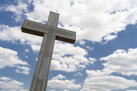 Holy Cross On Top Of Gellert Hill, Budapest, Hungary