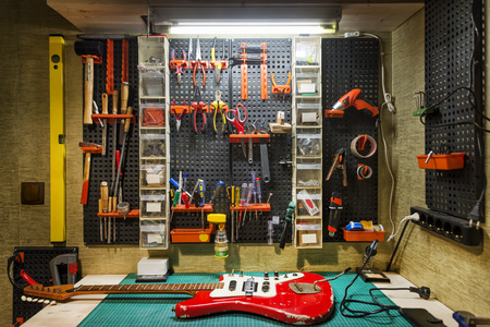 Luthier's Workbench