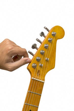 Tuning Electric Guitar