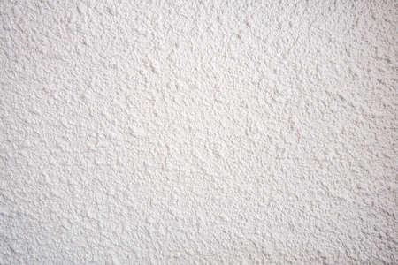 Photo pour Concrete background texture wallpaper. White textured wall - image libre de droit