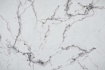 Photo pour texture white marble painted. Artistic wall paint. - image libre de droit
