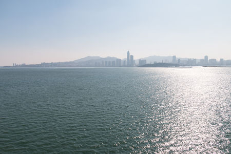 China Yantai landscape sea view