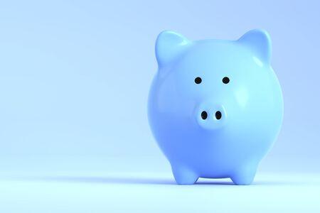 Photo pour Piggy bank for money management - image libre de droit
