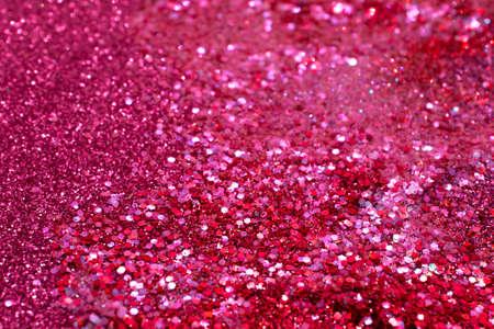 Photo pour Red and Purple glitter holographic background - image libre de droit