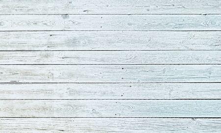 Photo pour Old light white wooden background. - image libre de droit