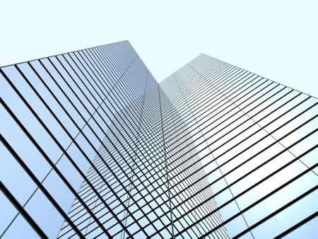 Foto de office buildings - Imagen libre de derechos