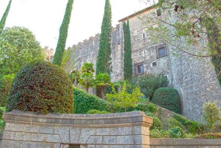 Barri Vell of Girona, Spain