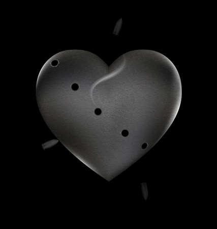 shots and stone heart