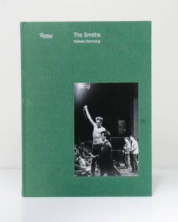 lodnon, england, 05/05/2018 The smiths rizolli new york picture book by nalinee darmrong. Musical history of the famous band the smiths. documentary music book.