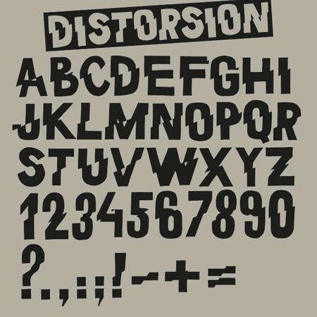 distortion Type