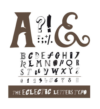 The Eclectic Letters Typo