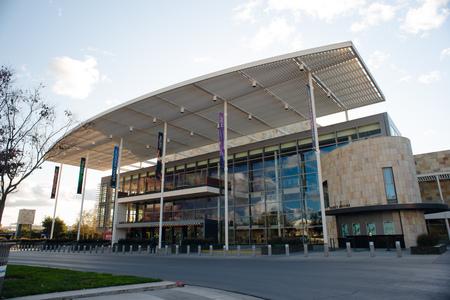 DAVIS CALIFORNIA, NOVEMBER 23 2016, The Robert and Margrit Mondavi Center for the Performing Arts on the University of California, Davis campus.