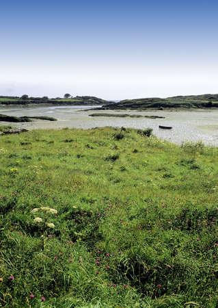 A bay on the west coast of ireland