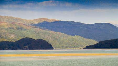 the mawddach estuary wales