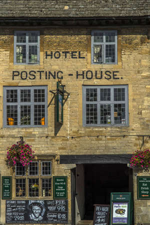 Stow on the wold cotswold village uk