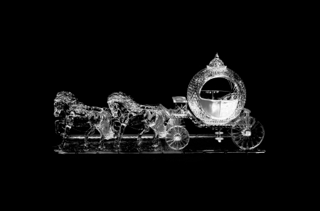 Crystal carriage