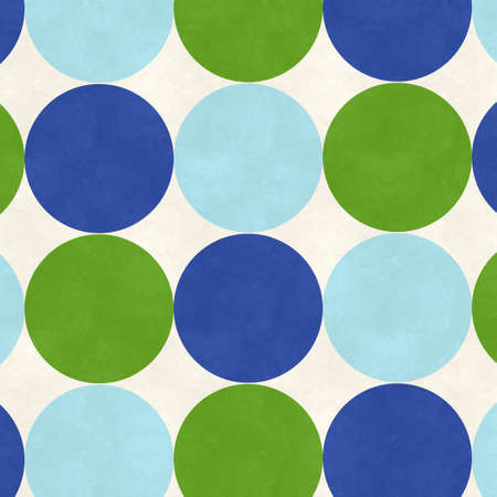 Foto per polka dots background - Immagine Royalty Free
